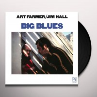 Art Farmer / Jim Hall ‎– Big Blues (Vinyl)