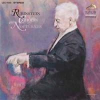 Arthur Rubinstein & Frédéric Chopin – The Nocturnes (CD)