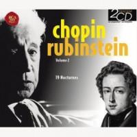 Arthur Rubinstein & Frédéric Chopin – 19 Nocturnes, Vol. 2 (CD)