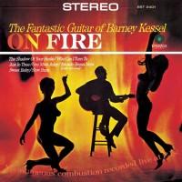 Barney Kessel - On Fire (CD)