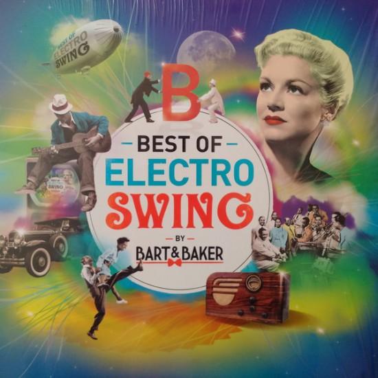 Bart & Baker, Various - Best Of Electro Swing (Vinyl)
