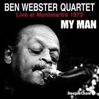 Ben Webster - My Man - Live At Montmartre 1973 (Vinyl)