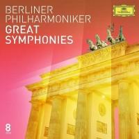Berliner Philharmoniker - Great Symphonies (CD)