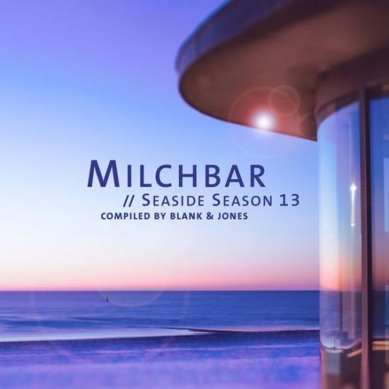 Blank & Jones - Milchbar // Seaside Season 13 (CD)