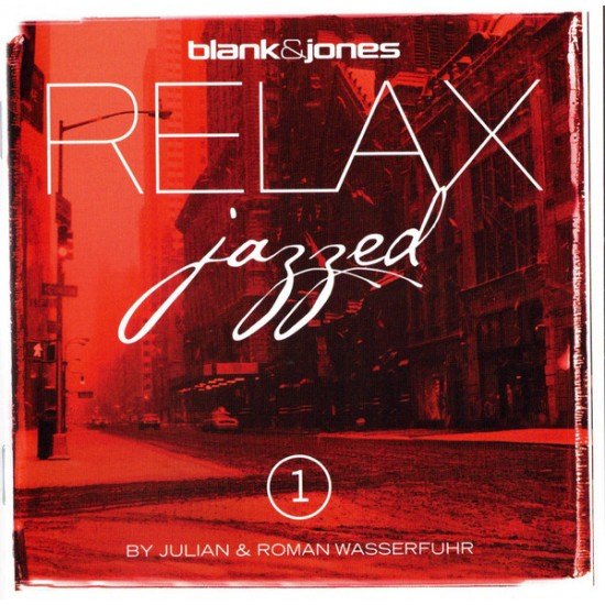 Blank & Jones - Relax Jazzed (CD)