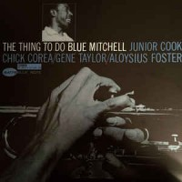 Blue Mitchell ‎– The Thing To Do (Vinyl)