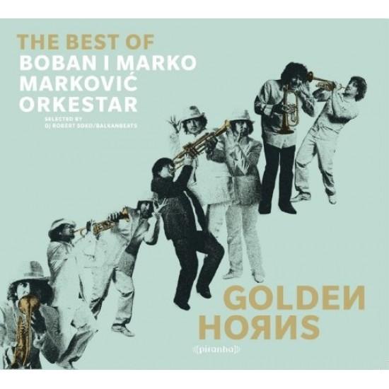 Boban i Marko Marković Orkestar – Golden Horns (The Best Of) (Vinyl)