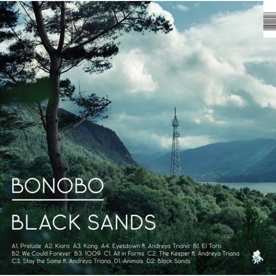Bonobo - Black Sands (Vinyl)