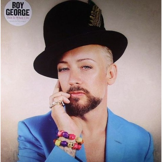 Boy George - This is what i do (Vinyl)