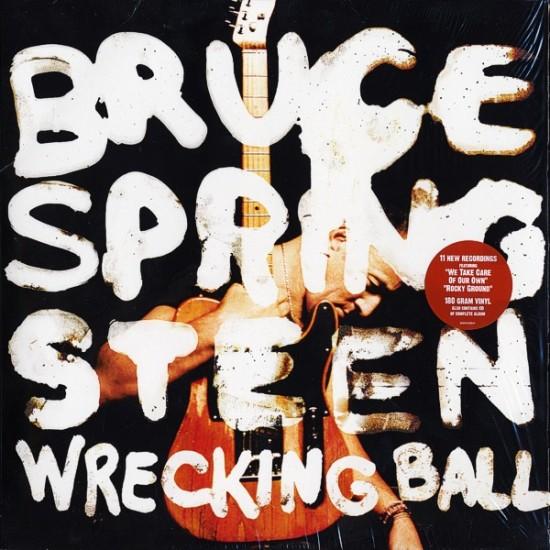 Bruce Springsteen – Wrecking Ball (Vinyl)