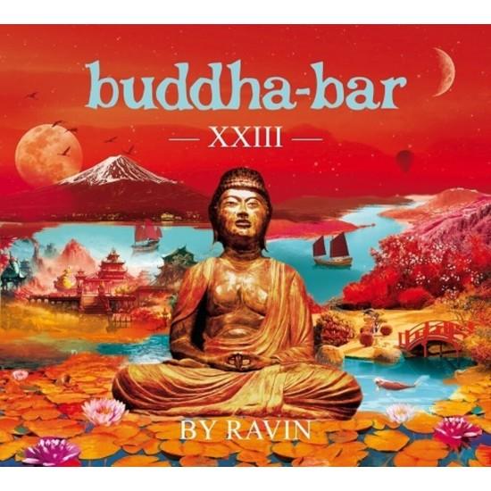 Buddha Bar - Buddha Bar XXIII By Ravin (CD)