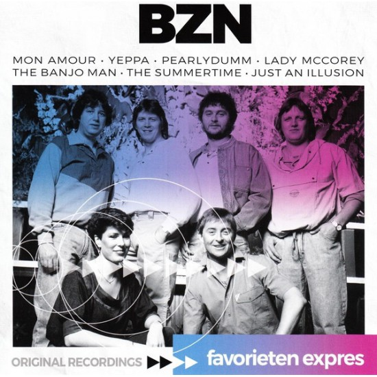 BZN - Favorieten Expres (CD)