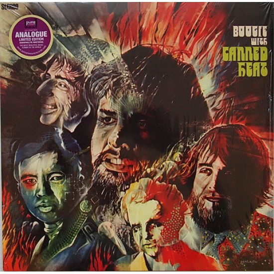 Canned Heat - Boogie With Canned Heat (Vinyl)