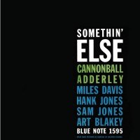 Cannonball Adderley - Somethin' Else (Vinyl)