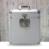 Case Vinyl 25 LP 12 Inci Music Protection Silver