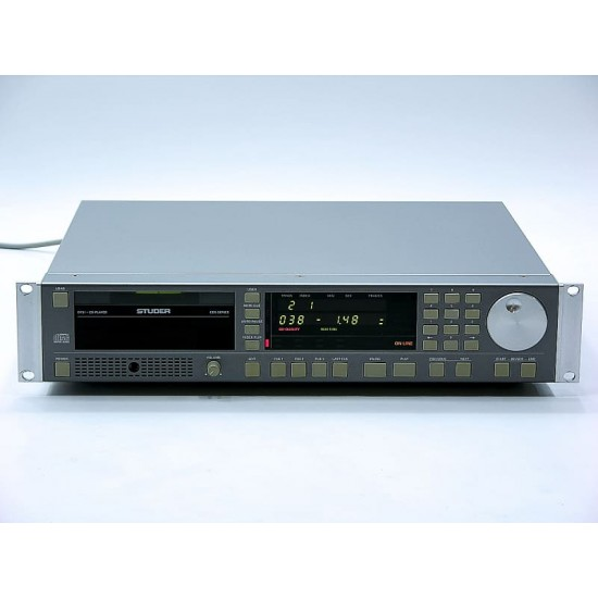 CD Player Studer D731 (Second Hand)