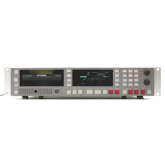 CD Recorder Studer D741 (Second Hand)
