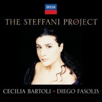 Cecilia Bartoli, Diego Fasolis - The Steffani Project (CD)