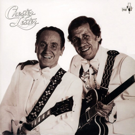 Chet Atkins & Les Paul - Chester & Lester (Vinyl)