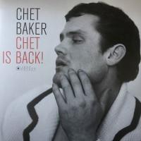 Chet Baker - Chet Is Back! (Vinyl)