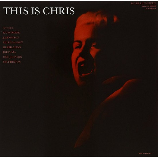 Chris Connor - This Is Chris (Vinyl)