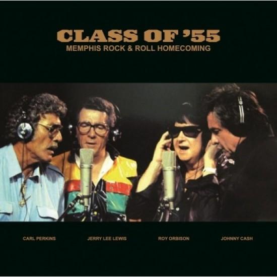 Class Of '55 / Carl Perkins & Jerry Lee Lewis & Roy Orbison & Johnny Cash - Memphis rock & roll homecoming (Vinyl)