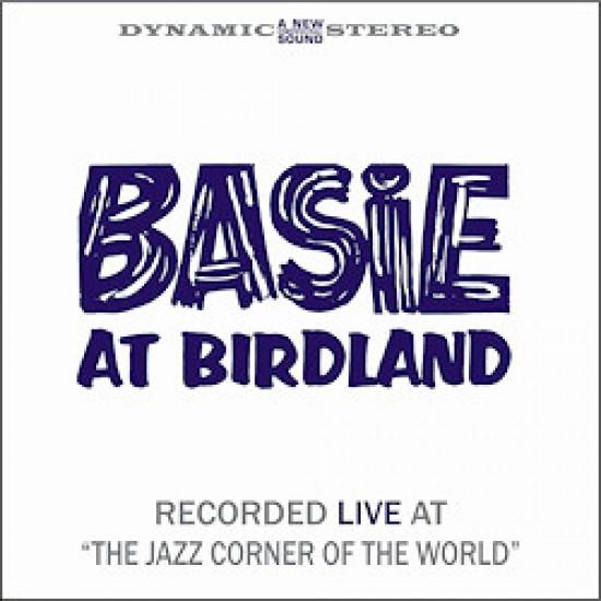 Count Basie & His Orchestra – Basie At Birdland (Vinyl)