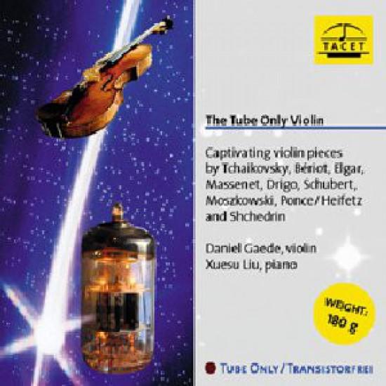 Daniel Gaede, Xuesu Liu - The Tube Only Violin (Vinyl)