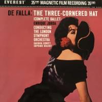 De Falla - Enrique Jorda Conducting The London Symphony Orchestra, Barbara Howitt - The Three-Cornered Hat (Complete Ballet) (Vinyl)