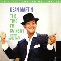 Dean Martin Orchestra Conducted By Nelson Riddle – This Time I'm Swingin' (Vinyl)