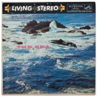 Debussy / Ibert, Boston Symphony Orchestra, Charles Munch - The Sea (Vinyl)