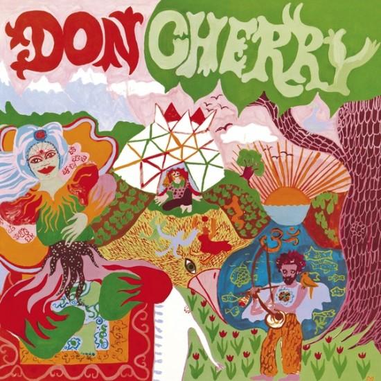 Don Cherry - Organic music society (Vinyl)