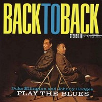 Duke Ellington & Johnny Hodges ‎– Back To Back (Vinyl)