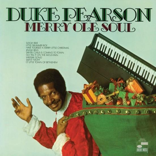 Duke Pearson - Merry Ole Soul (Vinyl)