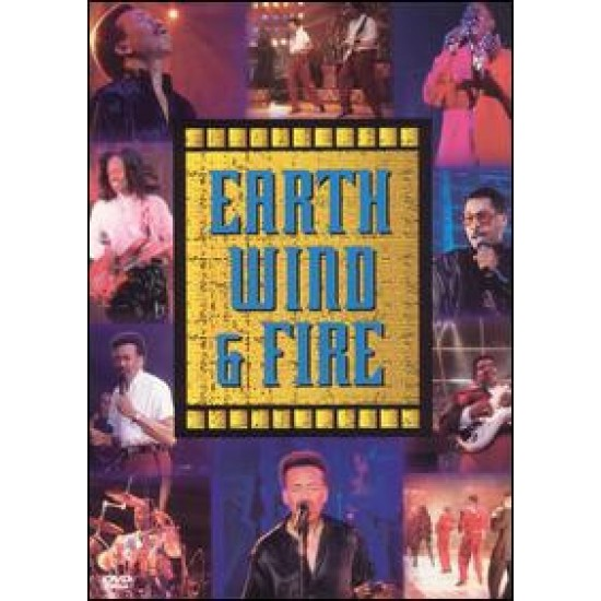 Earth, Wind & Fire - Live (DVD)