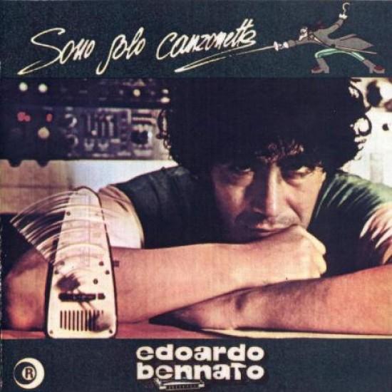 Edoardo Bennato - Sono solo canzonette (Vinyl)