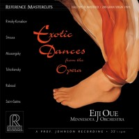Eiji Oue, Minnesota Orchestra ‎– Exotic Dances From The Opera (Vinyl)