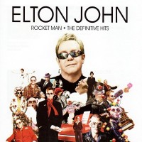 Elton John ‎– Rocket Man - The Definitive Hits (CD)