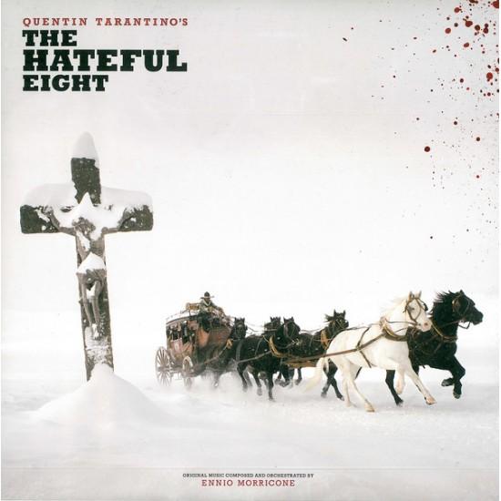 Ennio Morricone / Quentin Tarantino - Quentin Tarantino's The Hateful Eight (Vinyl)