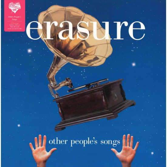 Erasure - Other People's Songs (Vinyl)