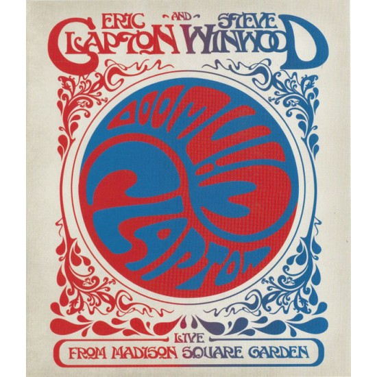 Eric Clapton And Steve Winwood - Live From Madison Square Garden (Blu-ray)