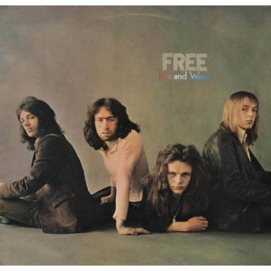 Free - Fire and Water (Vinyl)