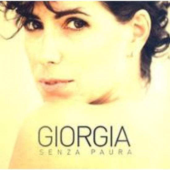Giorgia - Senza paura (Vinyl)