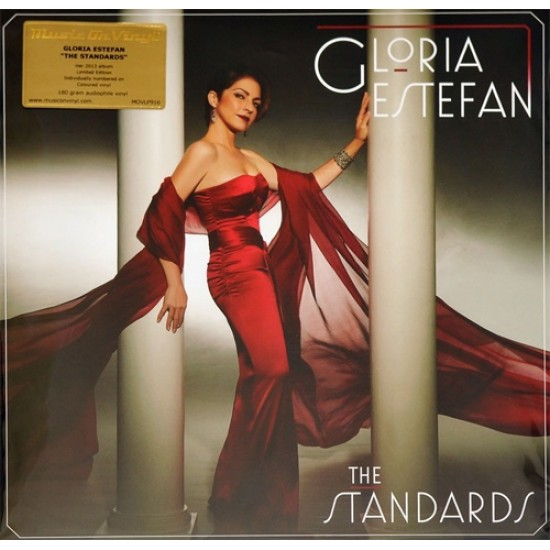 Gloria Estefan - The standards (Vinyl)