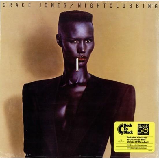 Grace Jones - Night clubbing (Vinyl)