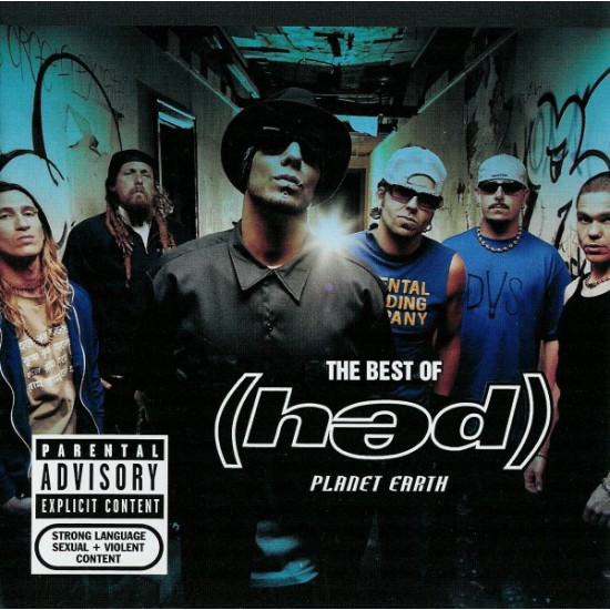 (Hed) Planet Earth ‎– The Best Of (CD)