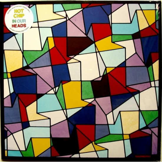 Hot Chip - In our heads (Vinyl)