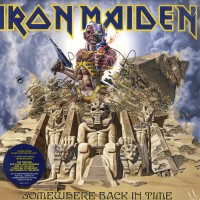 Iron Maiden ‎- Somewhere Back In Time - The Best Of: 1980-1989 (Vinyl)