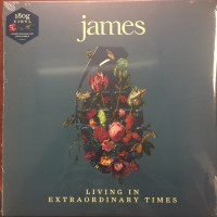 James - Living In Extraordinary Times (Vinyl)