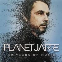 Jean Michel Jarre - Planet Jarre (50 Years Of Music) (CD)